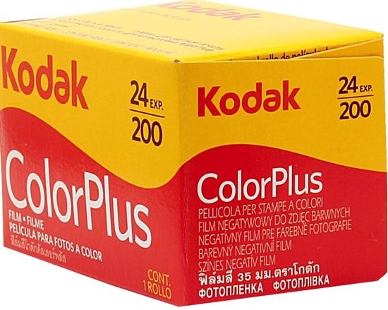 Afbeelding van Kodak Kleinbeeld Colorplus 200 135-24 opnamen art.nr. 69450