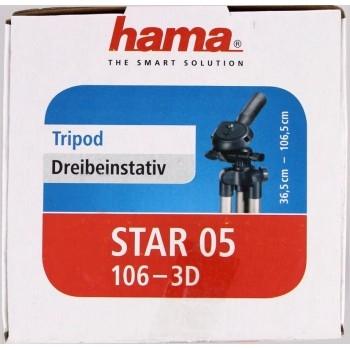 Afbeelding van Hama Statief Star 5 Hama nr. 4105 art.nr. 66964