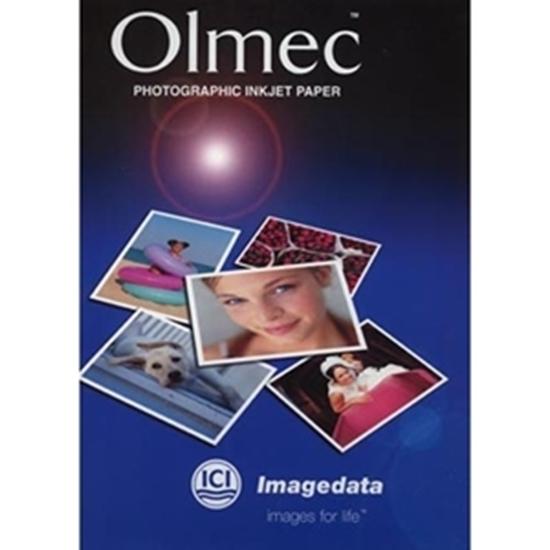 Afbeelding van Olmec Photo Fibre Silk Baryta Satin A2 310 gr. 50 vel art.nr. 14424