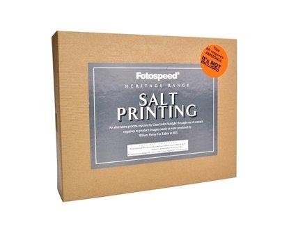 Afbeelding van Fotospeed Salt Printing Kit art.nr. 69577