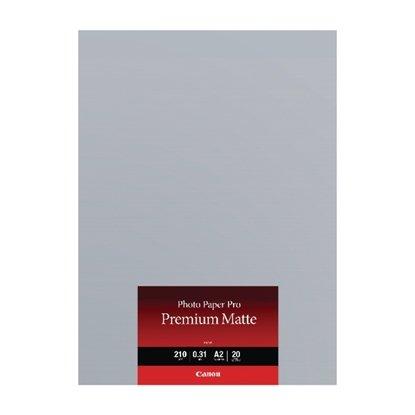Afbeelding van Canon PM-101 Pro Premium Matte Photo Paper A2 20 vel 210gr. art.nr. 10126
