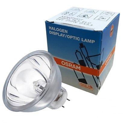 Afbeelding van Osram Halogeenlamp met spiegel GX5.3 250W 24V HLX ELC 64653 art.nr. 55735