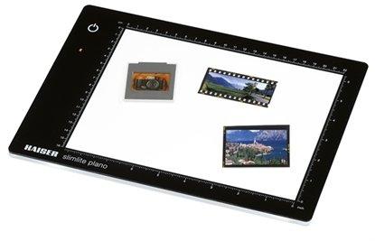 Afbeelding van Kaiser Slimlite LED negatief- en dialichtbak 22x16 cm Kaiser nr. 2453 art.nr. 30058