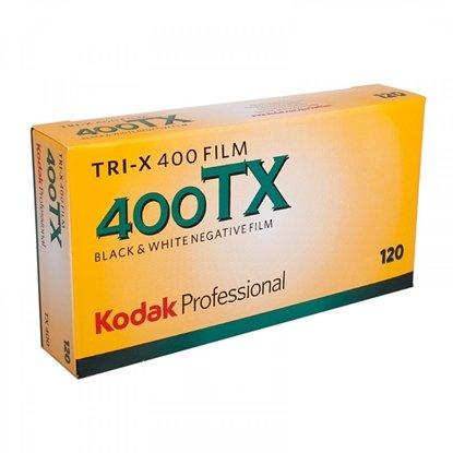 Kodak Tri-x 120 5 pack