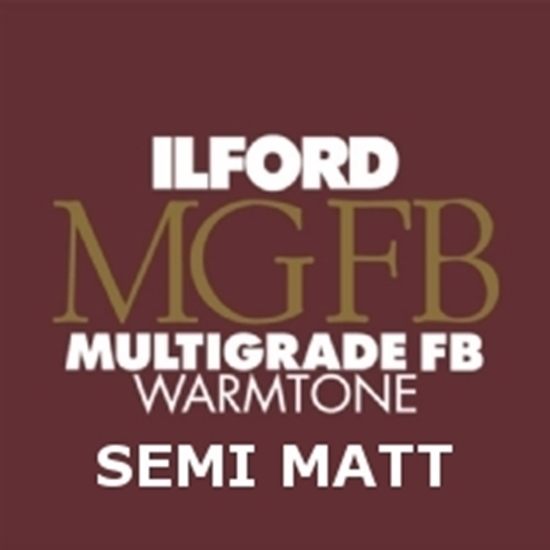 Ilford Bariet MGW24K 508x610mm 10 vel