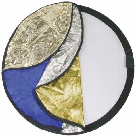 Afbeelding van Dörr CRK-32 reflectie scherm rond 80cm 7 kleuren art.nr. 25054400