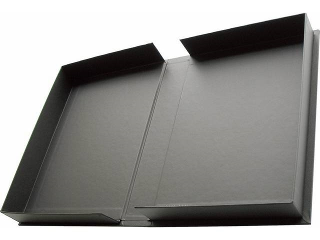 Prat Classic Presentation Box 31x43cm A3 geopend
