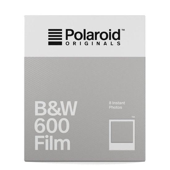 Polaroid 600 Black White