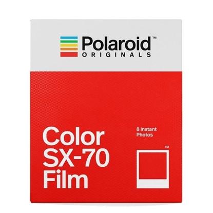 Polaroid SX70 Color