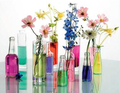Decoratie vloeistof concentraat violet 150ml