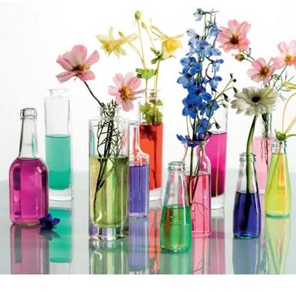 Decoratie vloeistof concentraat blauw 150ml