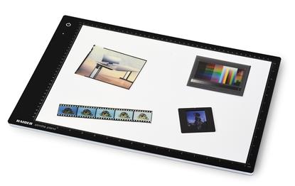 Kaiser Slimlite LED negatief- en dialichtbak 42,9x30,9 cm Kaiser nr. 2455