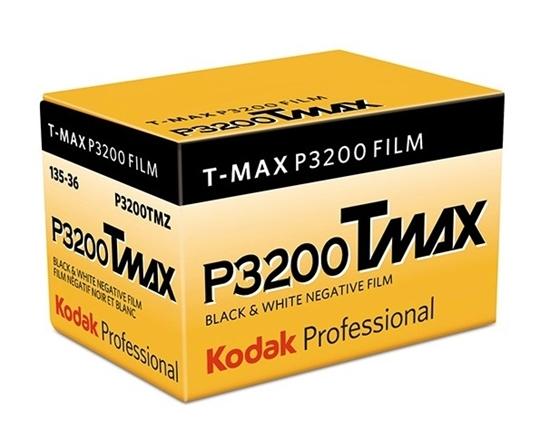 Kodak Kleinbeeld T-Max 3200 TMZ 135-36