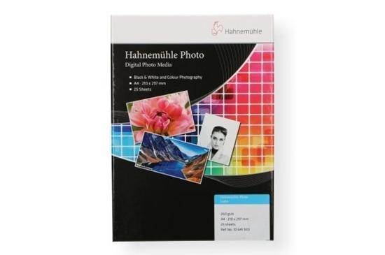Afbeelding van Hahnemühle Photo Luster 260 gr A4 25 vel art.nr. 11930