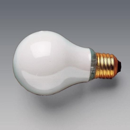 Opaallamp 230V 75W voor vergroter