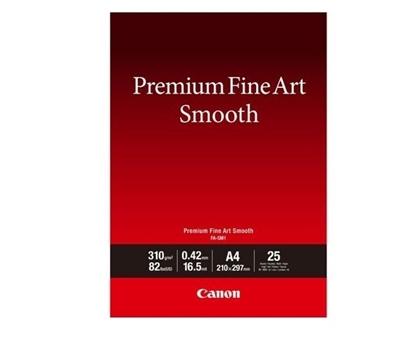 Canon FA-SM 1 Premium FineArt Smooth A 4 25 Vel 310 g