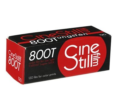 CineStill 800 Tungsten Xpro Rolfilm 120