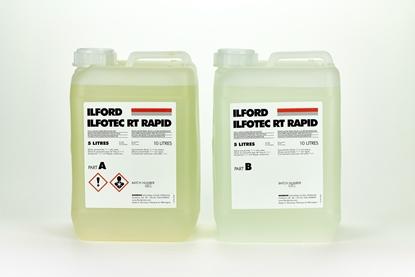 Ilford Ilfotec RT Rapid Part A + Part B 5 liter