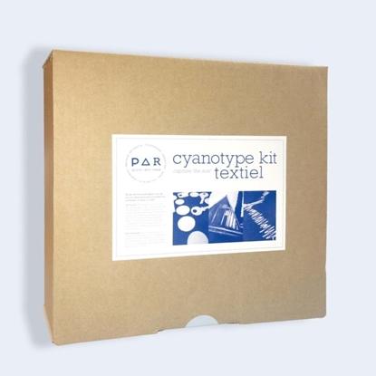 PAR Cyanotype kit - Textiel