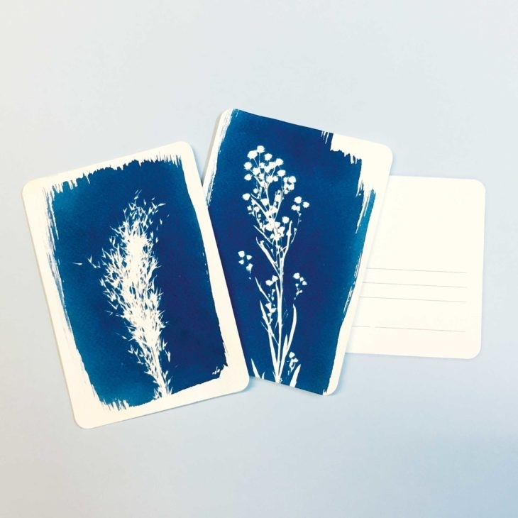 PAR Aquarelpapier Postcards