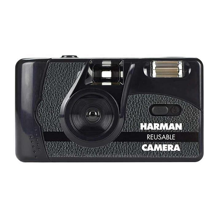 Harman reusable camera met flits