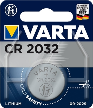 Varta Lithium batterij CR2032