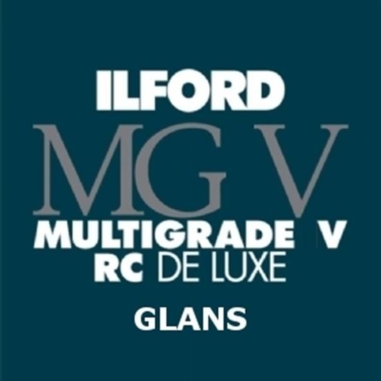 Ilford MGRCDL1M 10,5x14,8 cm 100 vel Multigrade V Glans
