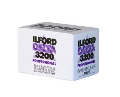 Ilford Kleinbeeld Delta 3200 135-36
