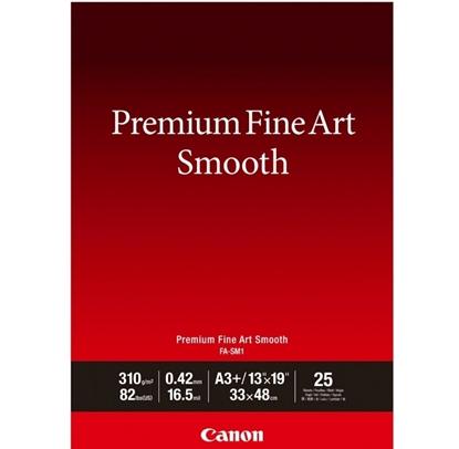 Canon FA-SM 1 Premium FineArt Smooth A3+ 25 Vel 310 gr