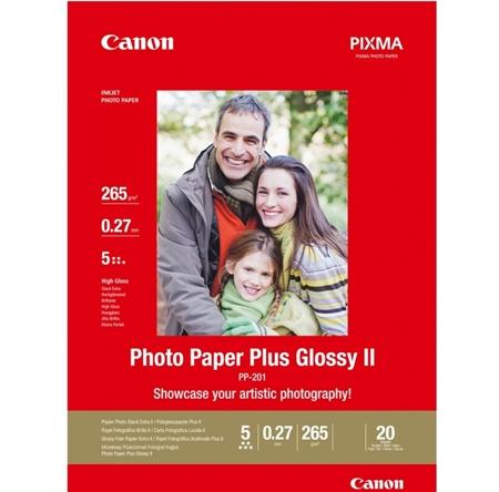 Afbeelding voor categorie Photo Paper PP-201 Glans