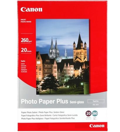 Afbeelding voor categorie Photo Paper SG-201 Semi Glans