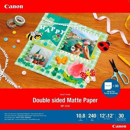 Canon MP-101 D Dubbelzijdig MAT Papier 305x305mm 30 vel 240 gr