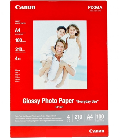 Canon GP-501 Photo Paper Glossy A4 100 vel 200 gr