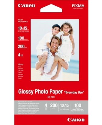Canon GP-501 Photo Paper Glossy 10x15cm 100 vel 200 gr