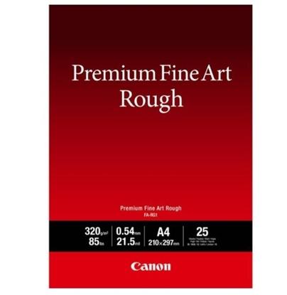 Canon FA-RG 1 Premium Fine Art Rough A4 25 vel 320 gr