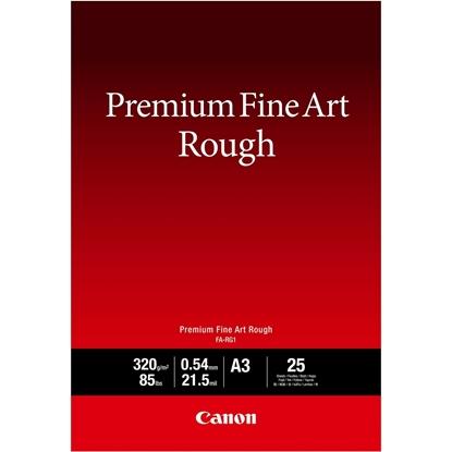 Canon FA-RG 1 Premium Fine Art Rough A3 25 vel 320 gr