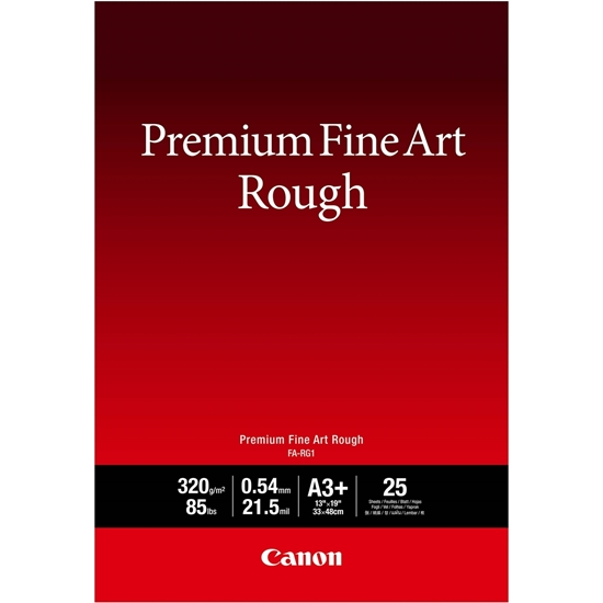 Canon FA-RG 1 Premium Fine Art Rough A3+ 25 vel 320 gr