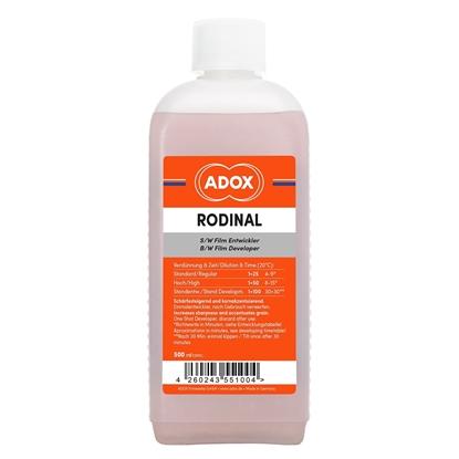 ADOX RODINAL filmontwikkelaar 500 ml concentraat