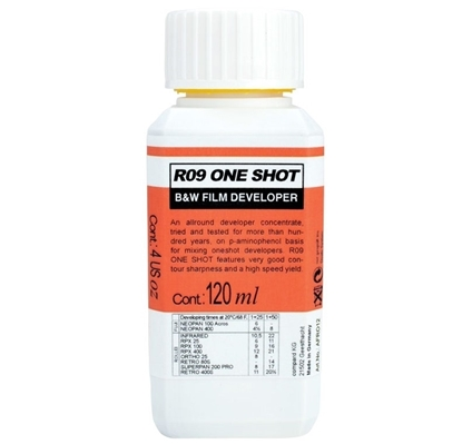 Compard R09 One Shot Agfa Rodinal receptuur 120ml