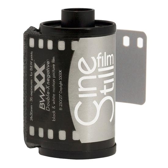 Cinestill BWxx 200 ISO 135-36