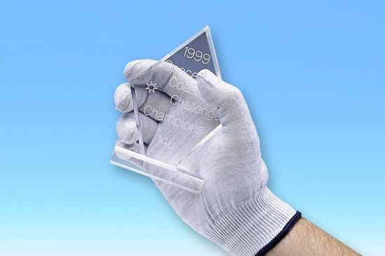 Kinetronics Antistatische Handschoenen ASG Large