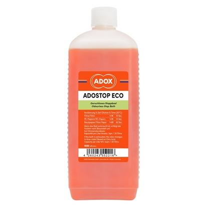 Adox Adostop Stopbad 1000 ml reukloos met indicator