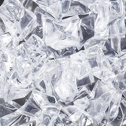 Kunststof ijsblokjes 38mm groot 1000ml