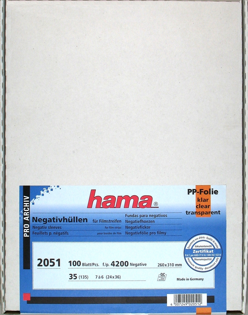 Hama nr. 2051 box