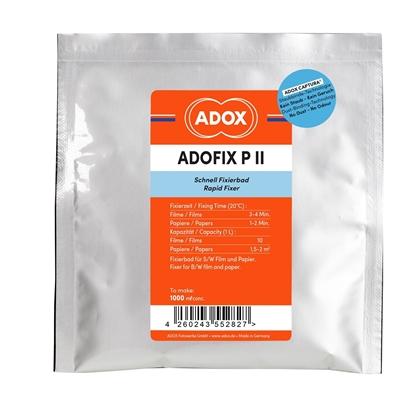 ADOX ADOFIX P II fixeer poeder. Om 1 ltr fixeer aan te maken
