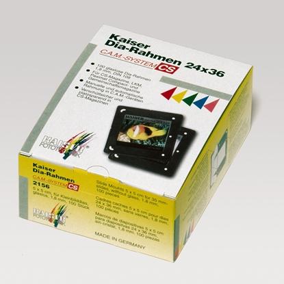 Kaiser 2156 CS Diaramen 24x36mm 1,8mm glasloos 100 stuks box