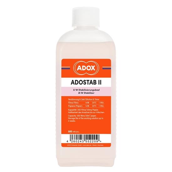 ADOX Adostab II bevochtigingsmiddel met beeldstabilisator 500ml