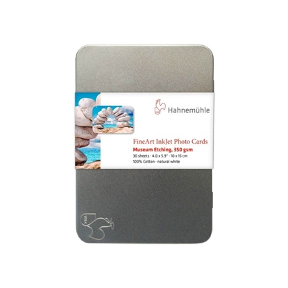 Hahnemuehle Museum Etching 350 gr Photo Cards 10x15cm