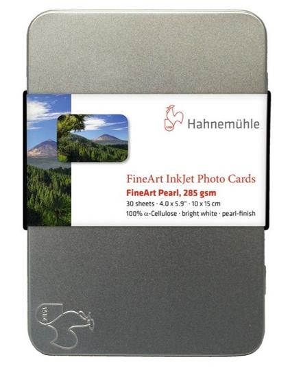 Hahnemuehle Fine Art Pearl 285gr Photo Cards 10x15cm