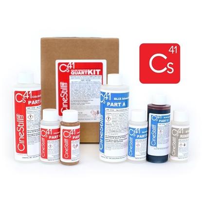 CINESTILL CS41 Color Kit C-41 2-bads procédé